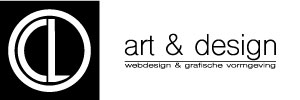 CL art & design Logo